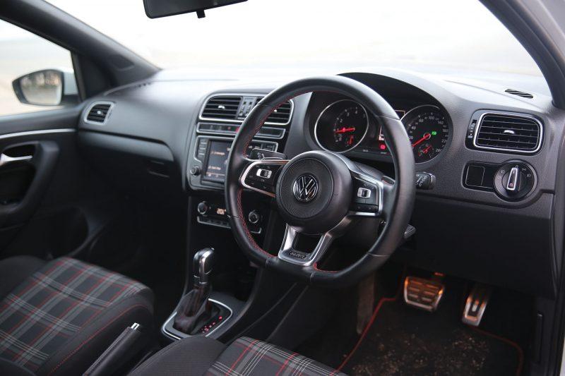 VW GTI interior