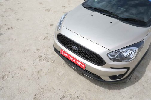 Ford Freestyle Review Front