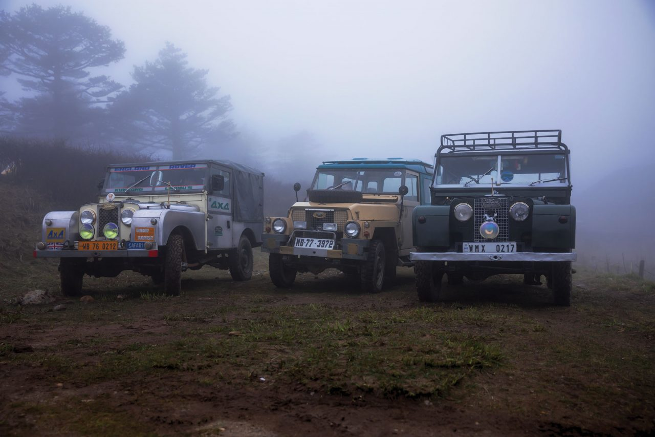 Classic Land Rover India