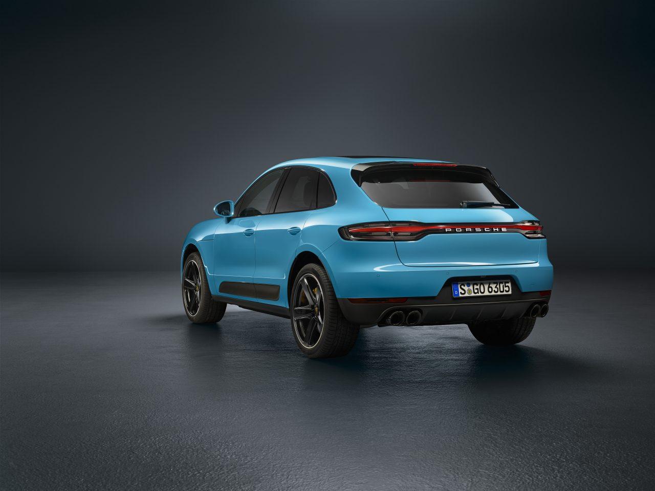 2019 Porsche Macan announced