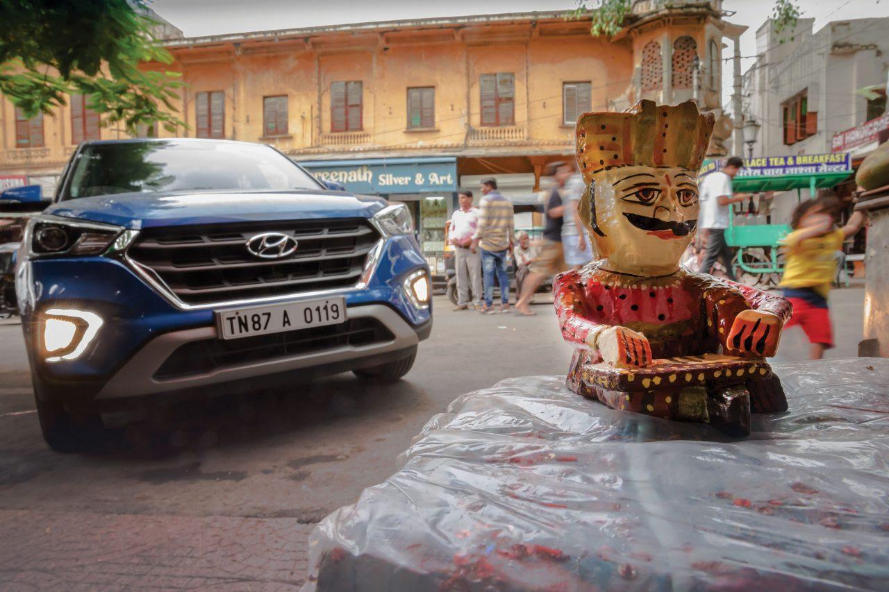 Hyundai Creta Travel Udaipur