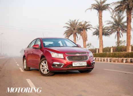 Chevrolet Cruze India