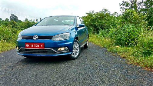 Volkswagen Ameo Diesel Front Review specs prices