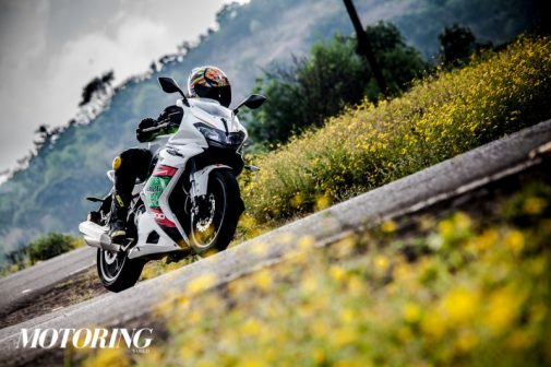 Benelli 302 R Review front