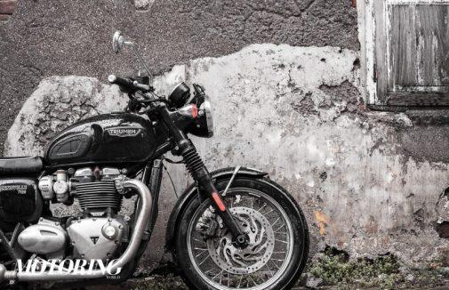 Triumph T120