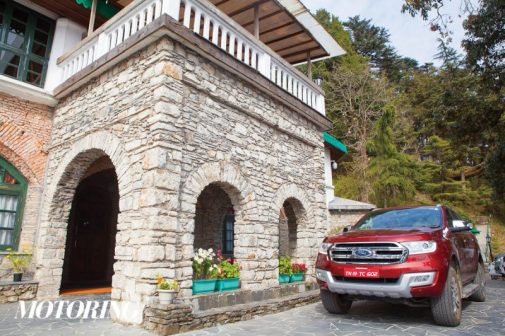Ford Endeavour Mussoorie