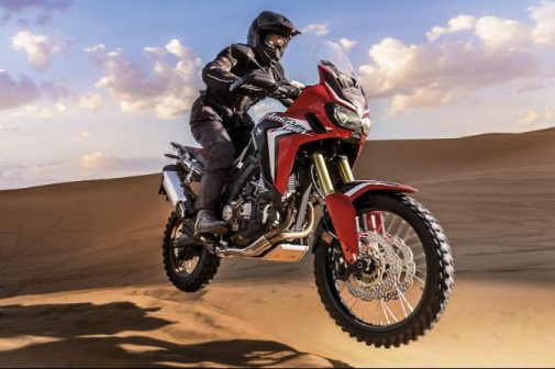 Honda Africa Twin launched in India