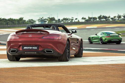 Mercedes-AMG GT India