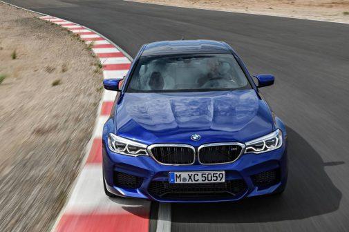 BMW M5 Auto Expo