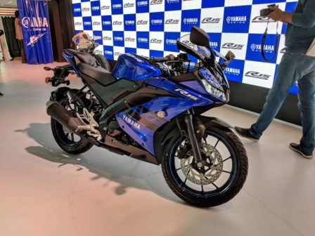 2018 Yamaha R15