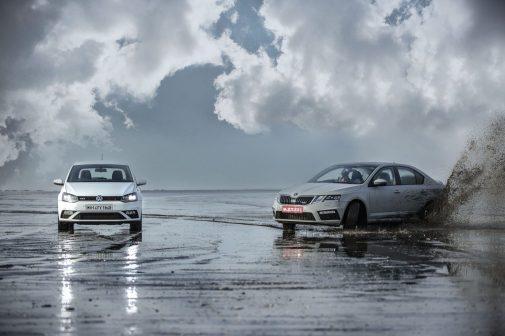 Skoda Octavia RS vs GTI
