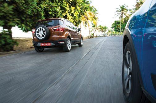 Ford EcoSport vs Tata Nexon
