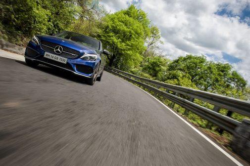 Mercedes-AMG C 43 Kolli Hills