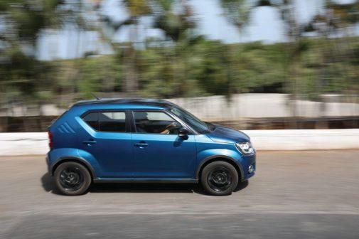 Maruti Suzuki Ignis Long Term