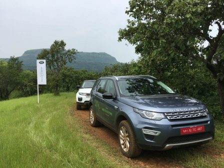 Land Rover The Above & Beyond Tour