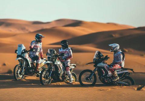 Hero Dakar 2019