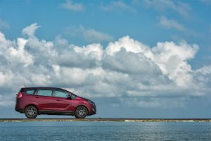 Mahindra Marazzo Coastal Travelogue