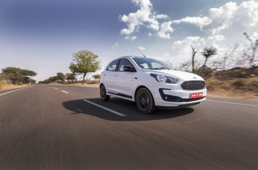 2019 Ford Figo Review